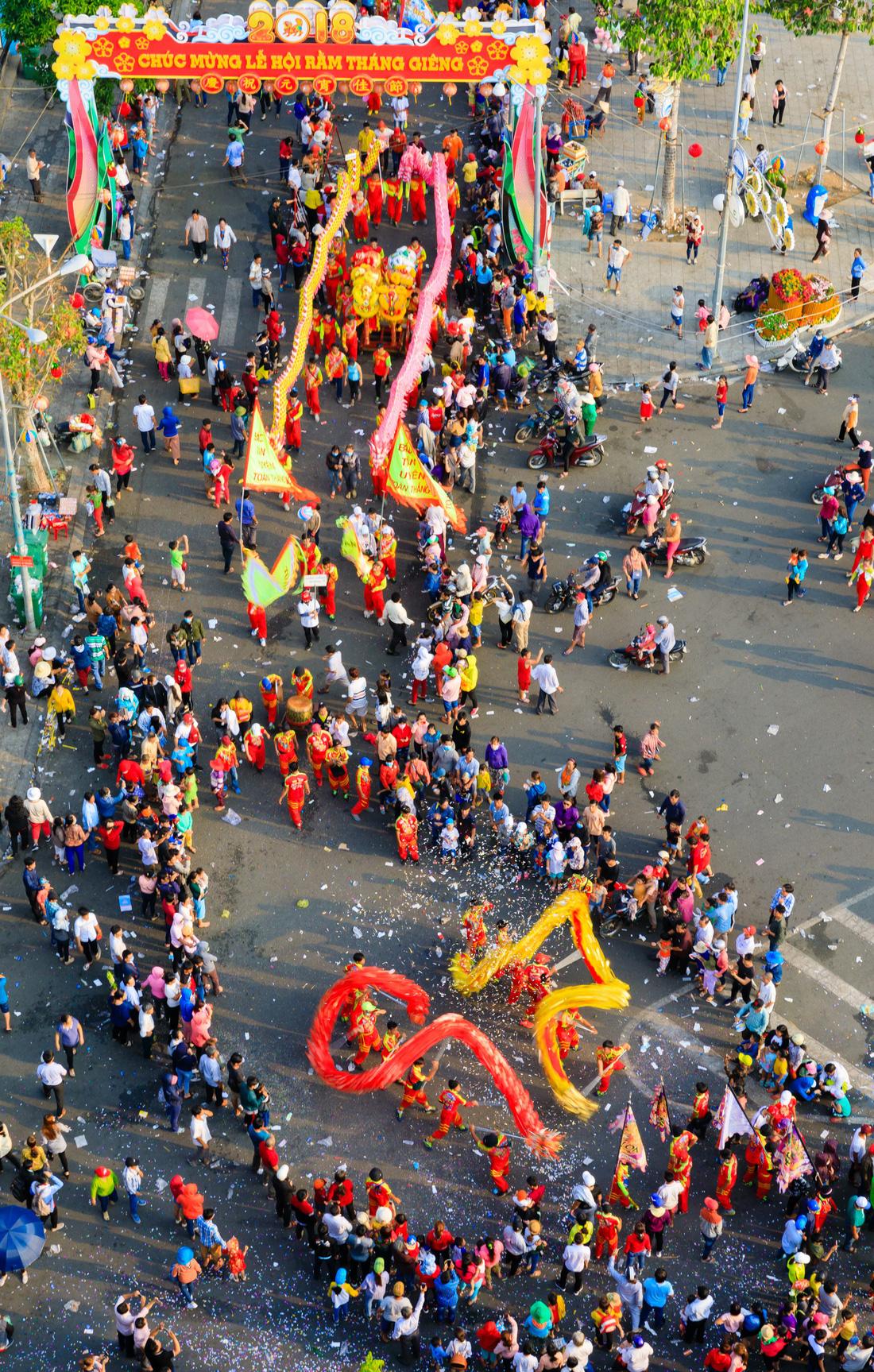 Nét đẹp lễ hội ở Thủ Dầu Một - Ảnh 6.