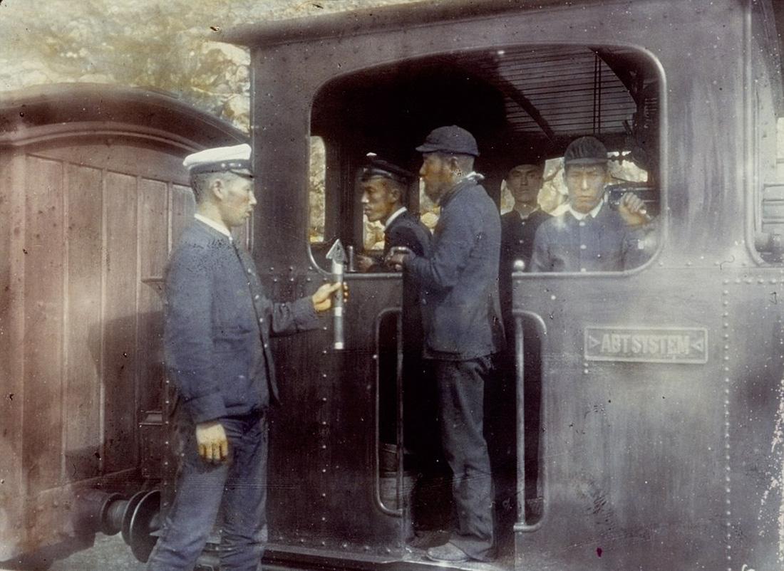 Nhìn ngắm thế giới 120 năm trước qua ảnh màu cực quý - Ảnh 12.