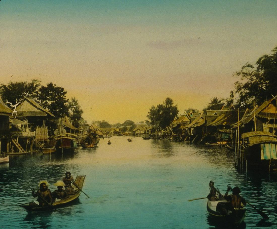 Nhìn ngắm thế giới 120 năm trước qua ảnh màu cực quý - Ảnh 17.