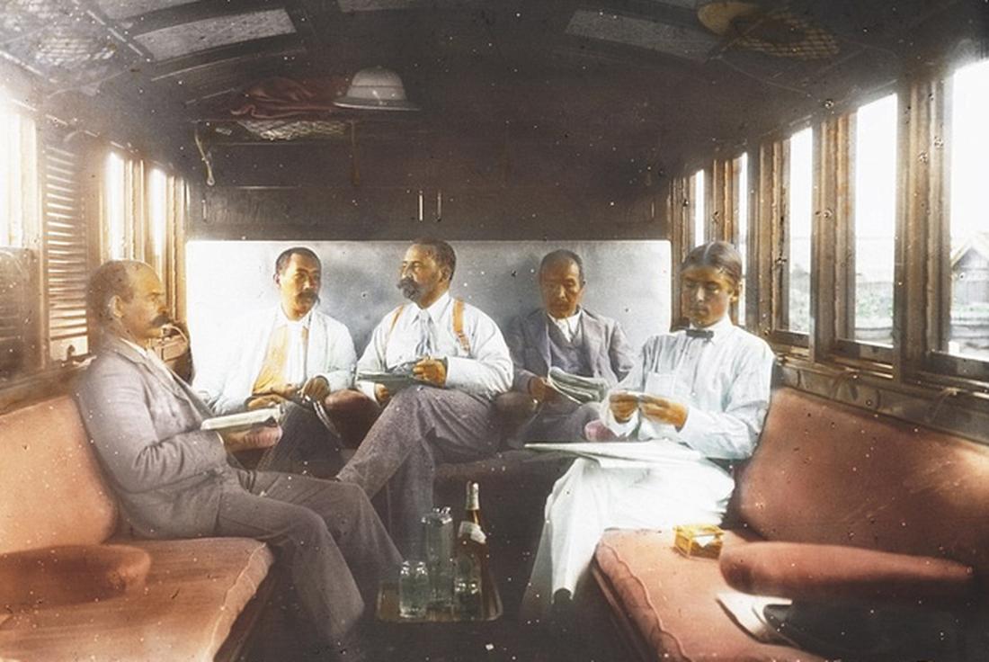 Nhìn ngắm thế giới 120 năm trước qua ảnh màu cực quý - Ảnh 5.