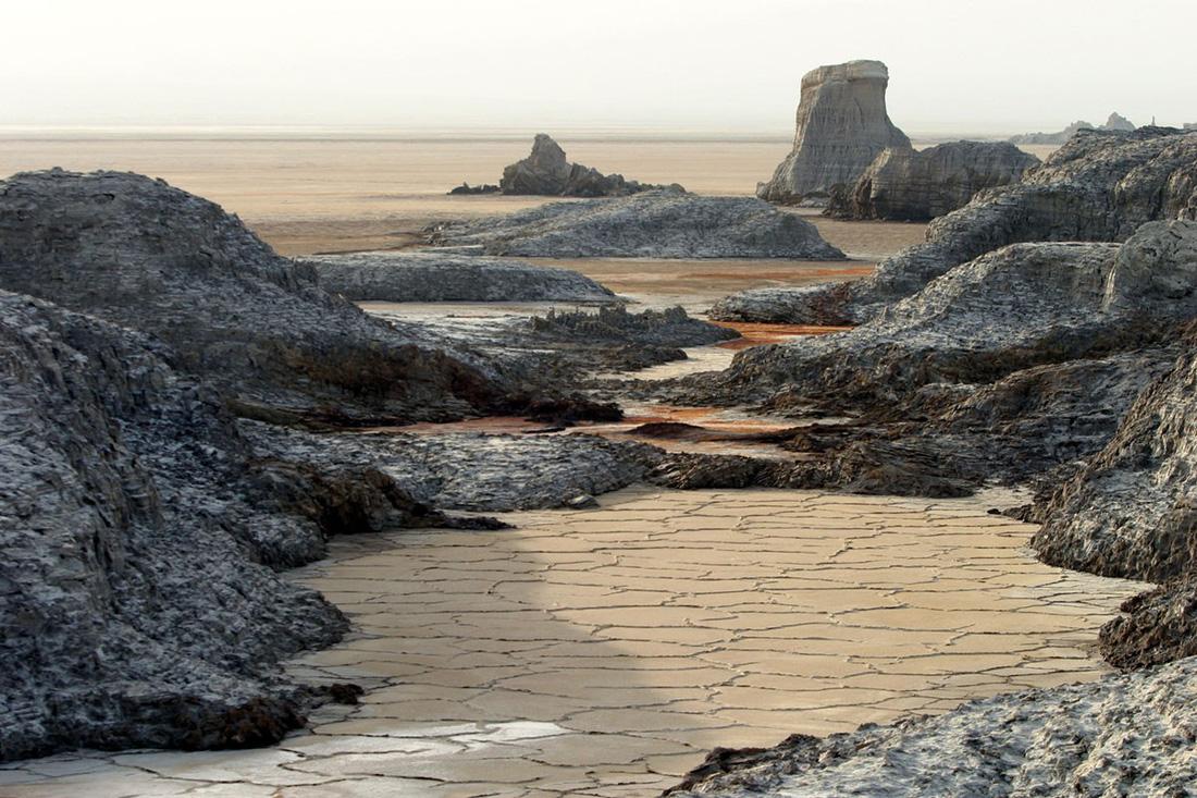 Đến Ethiopia khám phá 'vùng chảo' sa mạc Danakil - Ảnh 12.