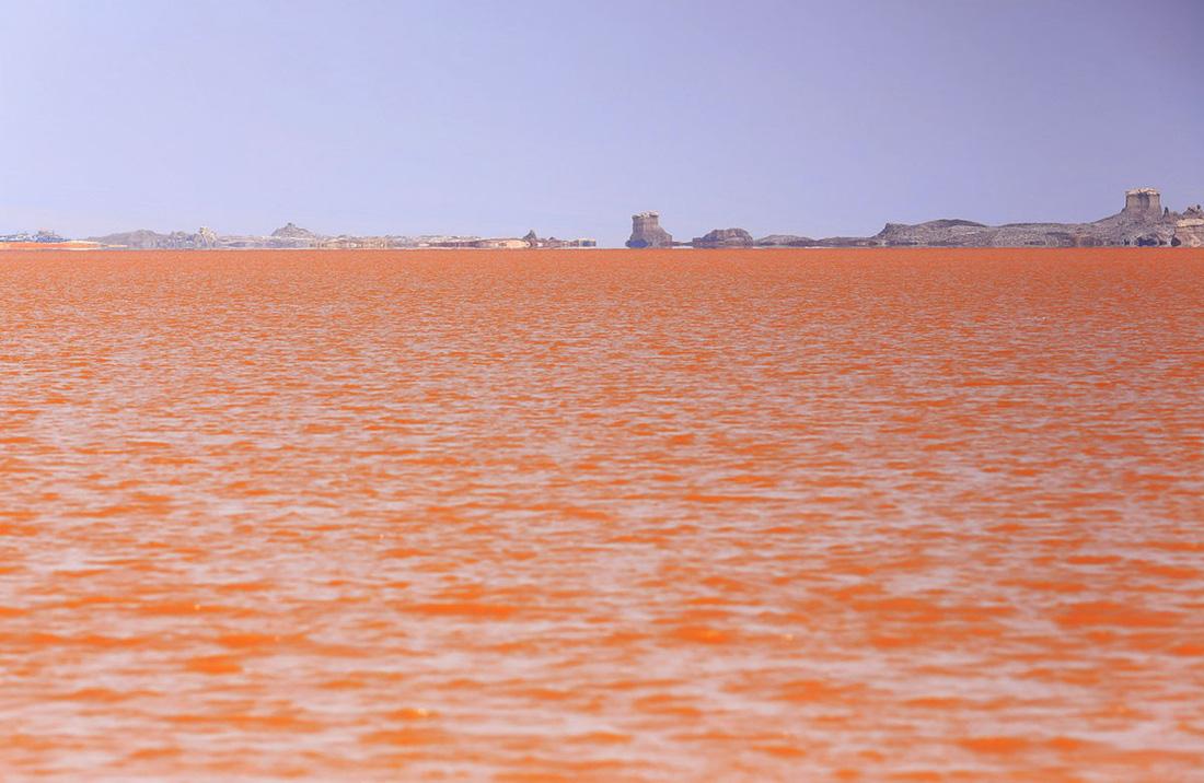 Đến Ethiopia khám phá 'vùng chảo' sa mạc Danakil - Ảnh 13.