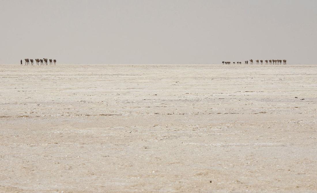 Đến Ethiopia khám phá 'vùng chảo' sa mạc Danakil - Ảnh 14.