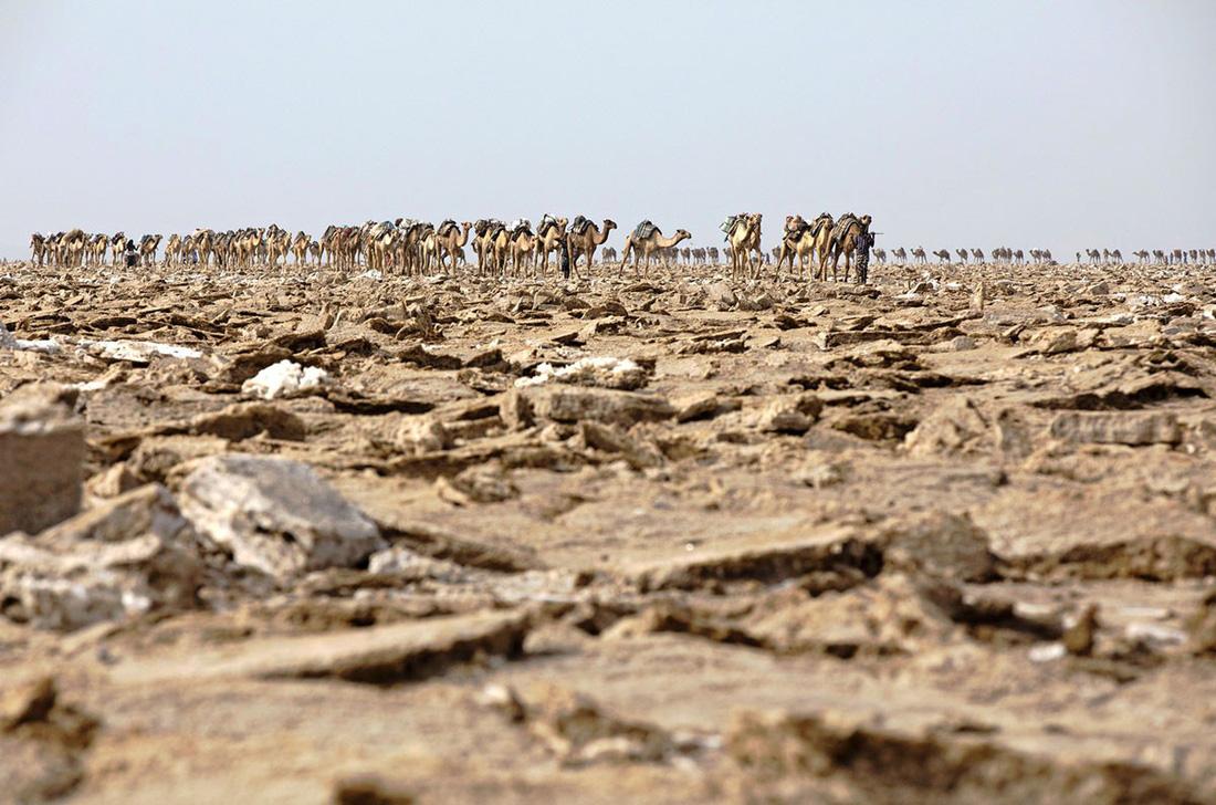 Đến Ethiopia khám phá 'vùng chảo' sa mạc Danakil - Ảnh 16.