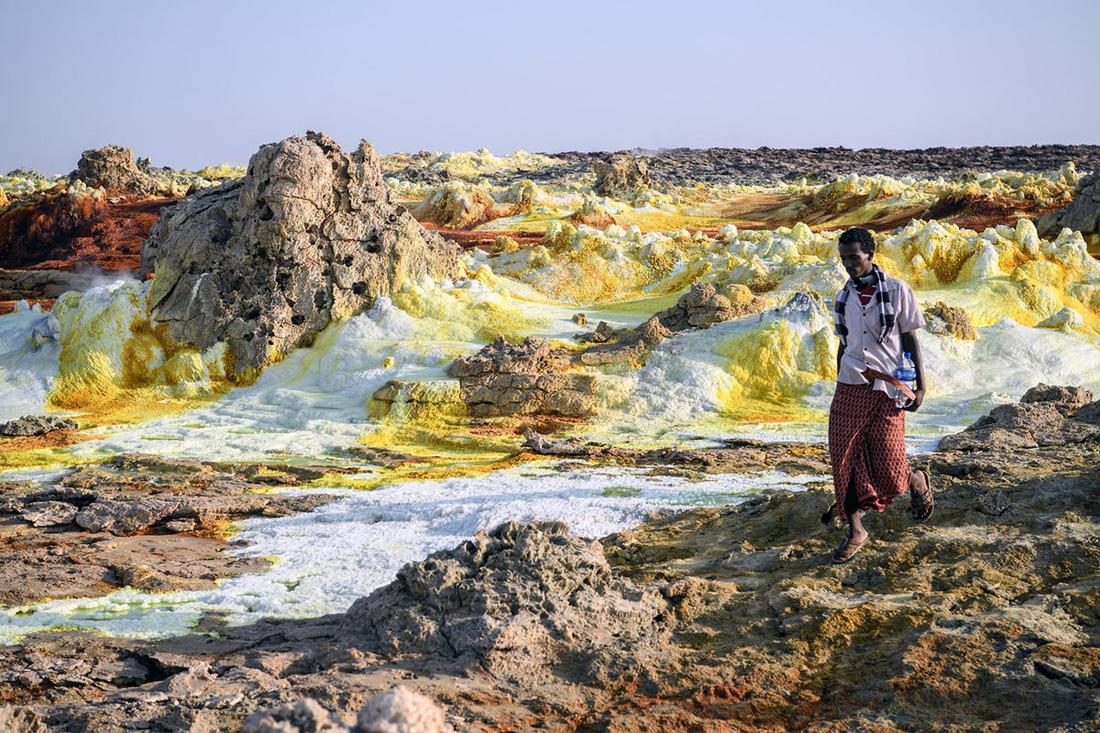 Đến Ethiopia khám phá 'vùng chảo' sa mạc Danakil - Ảnh 17.