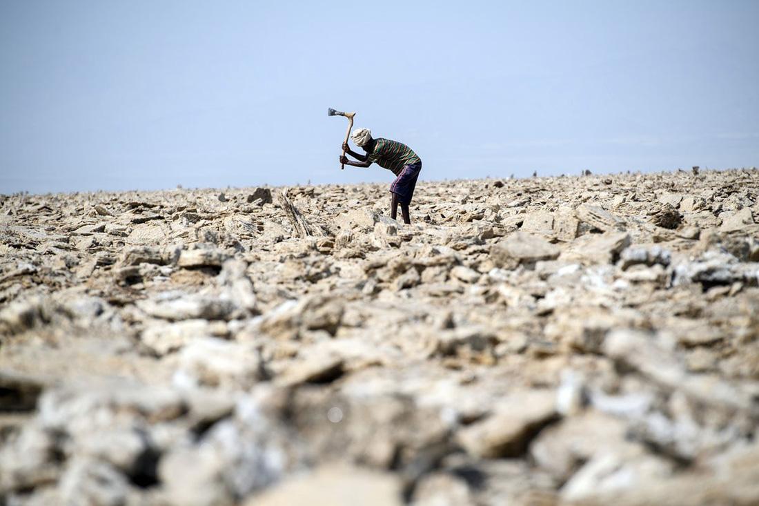 Đến Ethiopia khám phá 'vùng chảo' sa mạc Danakil - Ảnh 18.