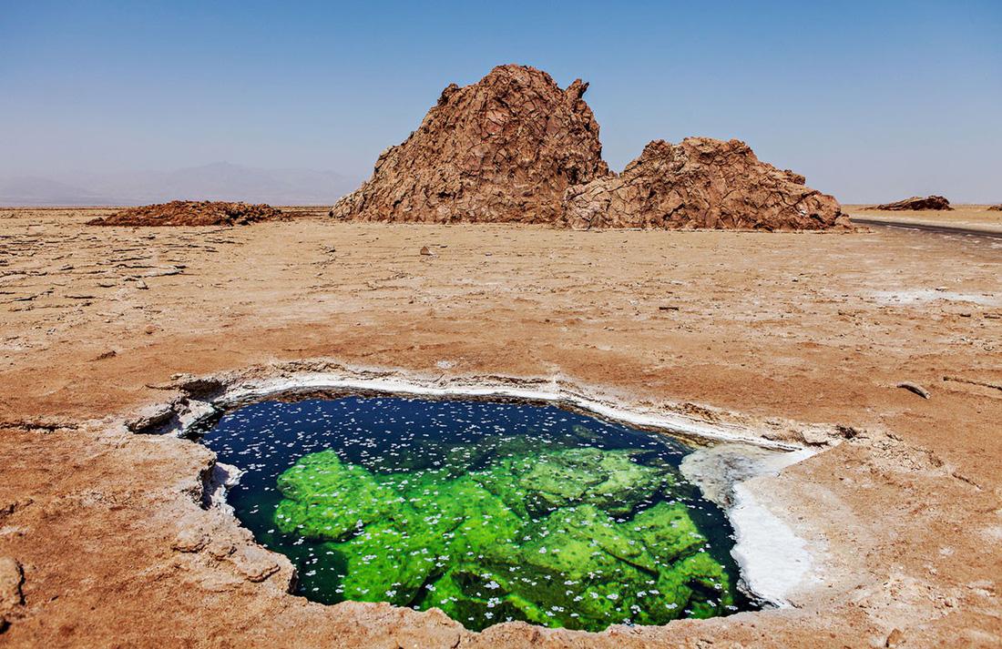 Đến Ethiopia khám phá 'vùng chảo' sa mạc Danakil - Ảnh 2.