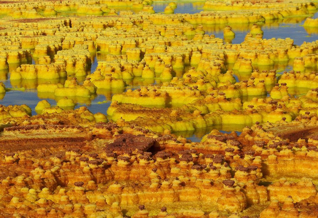 Đến Ethiopia khám phá 'vùng chảo' sa mạc Danakil - Ảnh 20.