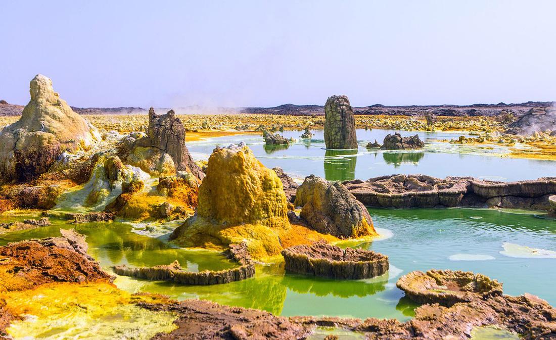 Đến Ethiopia khám phá 'vùng chảo' sa mạc Danakil - Ảnh 5.