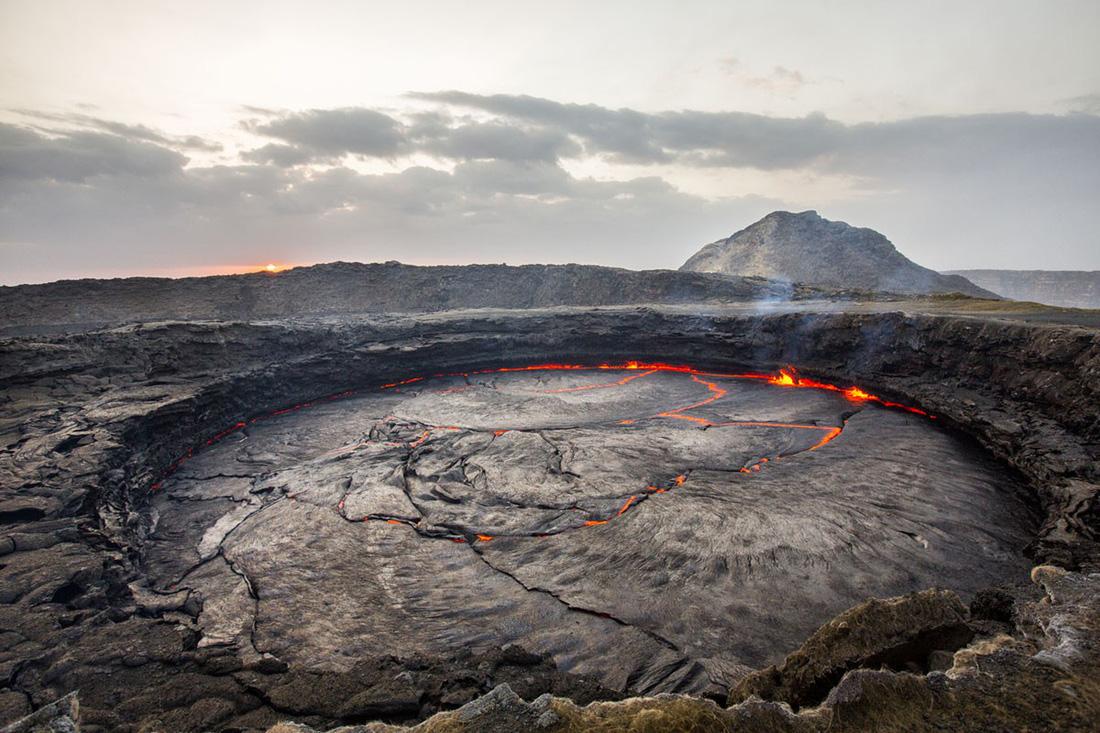 Đến Ethiopia khám phá 'vùng chảo' sa mạc Danakil - Ảnh 9.