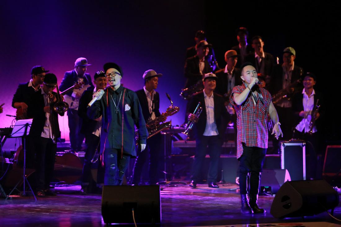 Anh Quân, Mỹ Linh, Nguyên Lê đắm say đêm The BandFest đầu tiên - Ảnh 17.