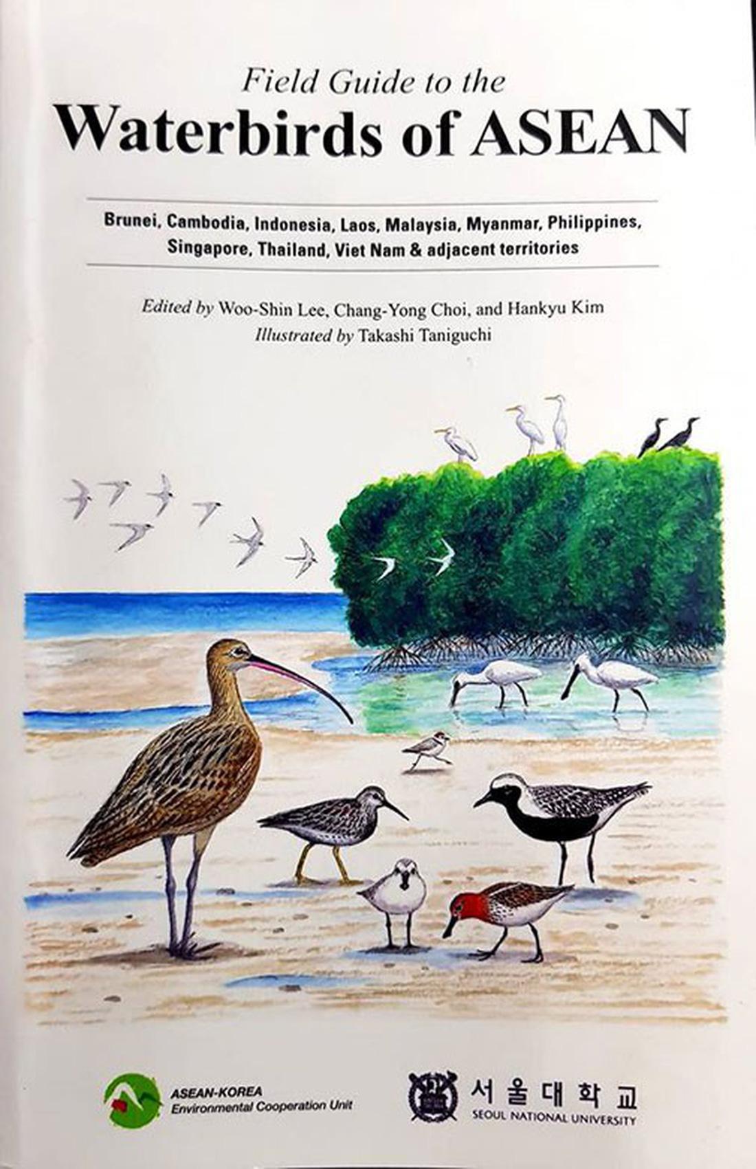 Khi Asean, Nhật, Hàn Quốc cùng bảo vệ chim hoang dã - Ảnh 12.