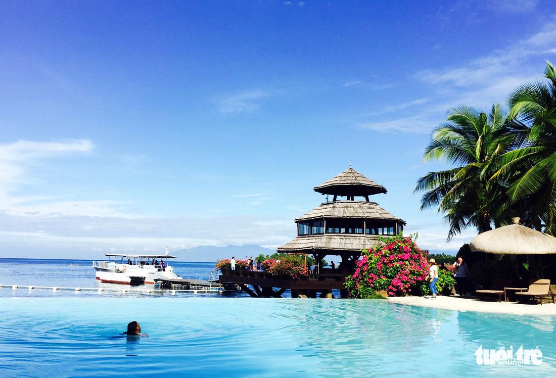 Đến Davao tắm biển, ngắm đại bàng - Ảnh 13.