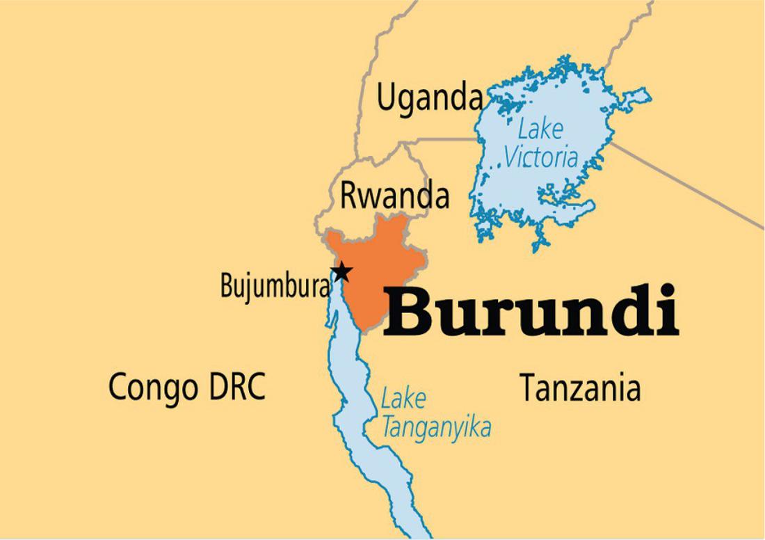 7 điều ngồ ngộ ở xứ Burundi - Ảnh 1.