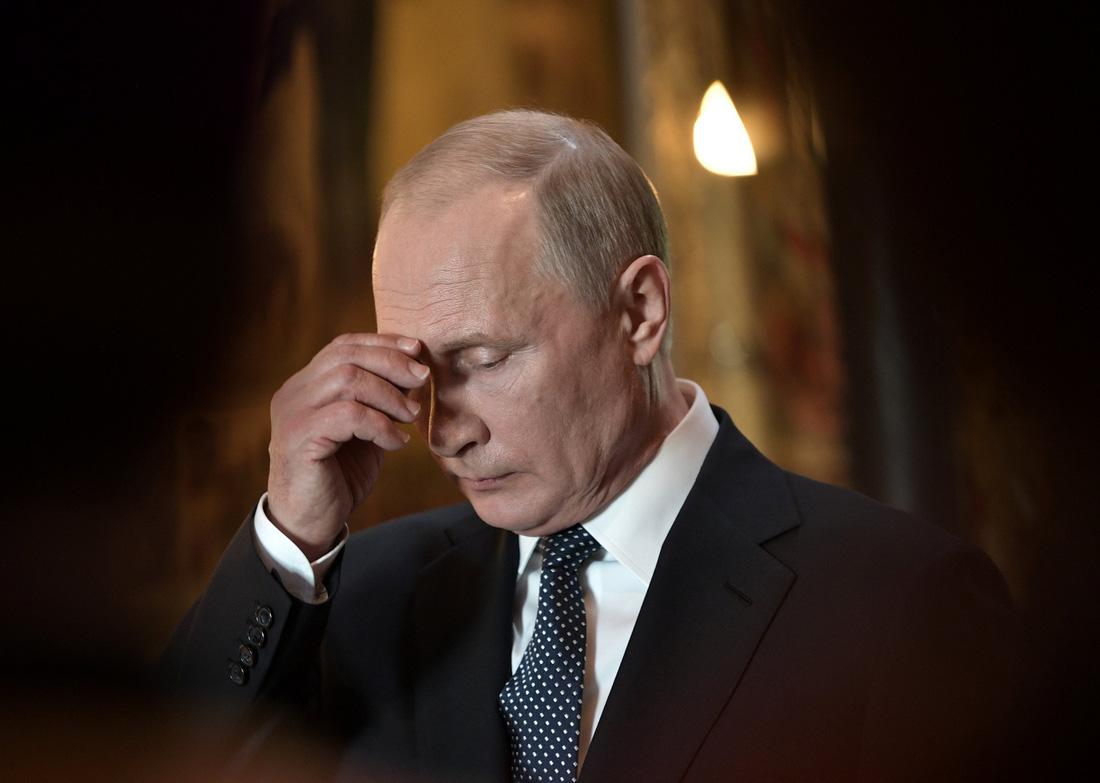 Toàn cảnh lễ nhậm chức tổng thống Nga lần 4 của ông Putin - Ảnh 16.