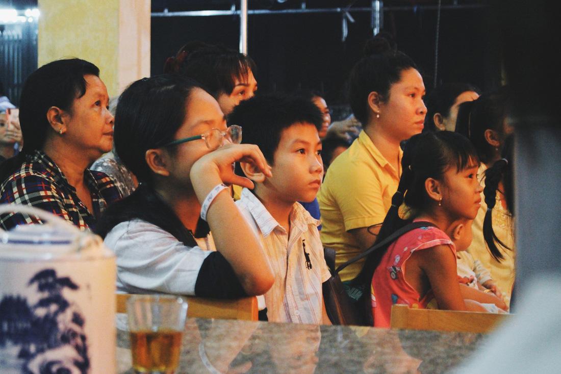 Tuồng cổ Ngọc Khanh - đoàn hát bội hiếm hoi ở Sài Gòn - Ảnh 16.