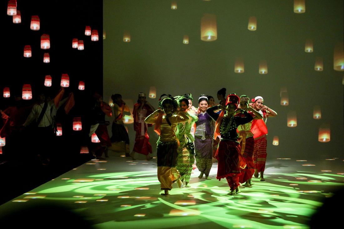 Show trình diễn công nghệ tại lễ khai trương Mytel - Ảnh 4.