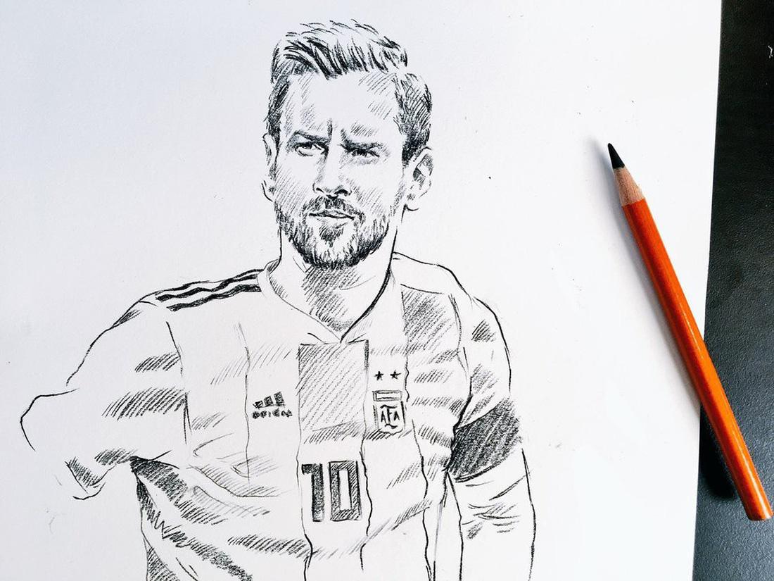 Tình yêu bóng đá và bản đồ độc lạ của fan ruột World Cup - Ảnh 2.