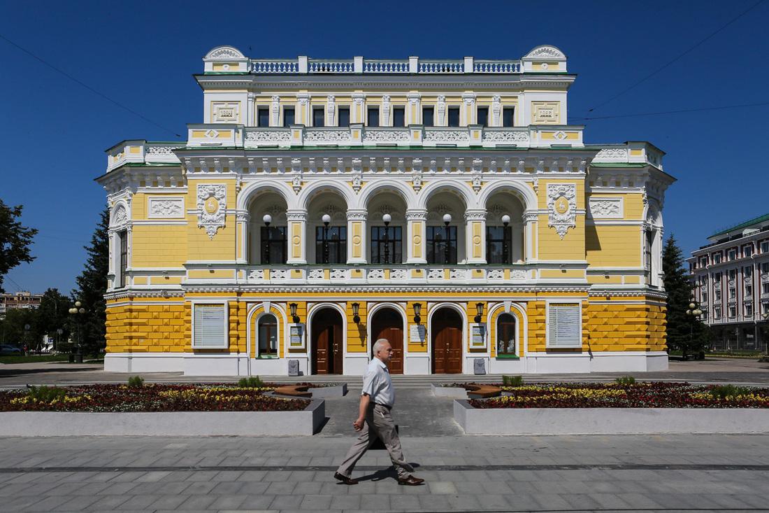 Vẻ đẹp ngủ quên ở Nizhny Novgorod - Ảnh 9.