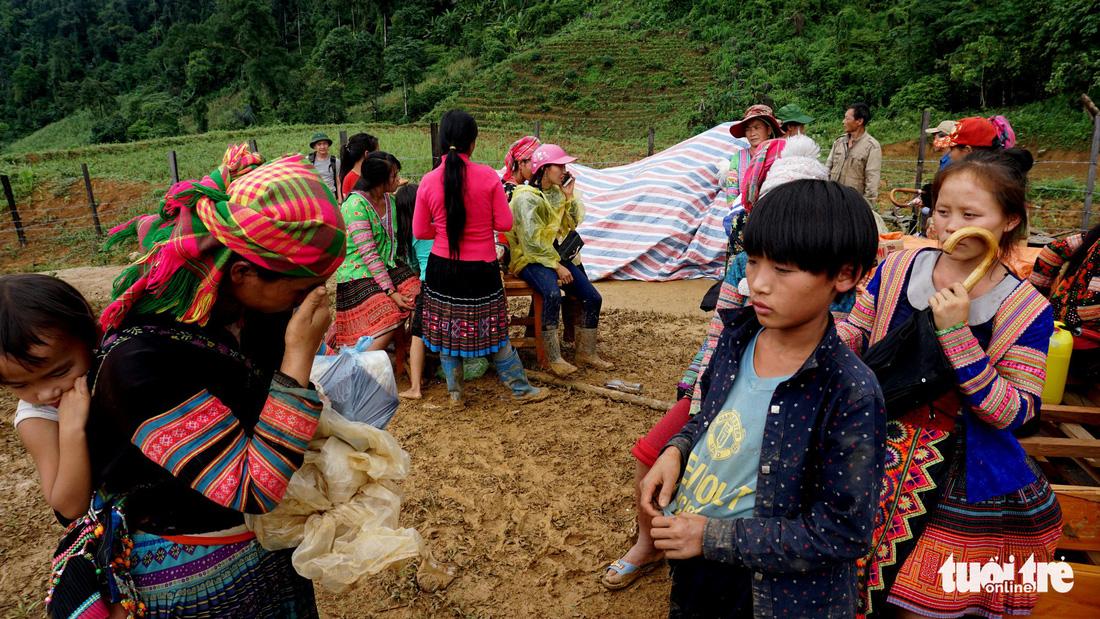 Bản Sáng Tùng bị xóa sổ sau vụ sạt lở đất ở Lai Châu - Ảnh 6.