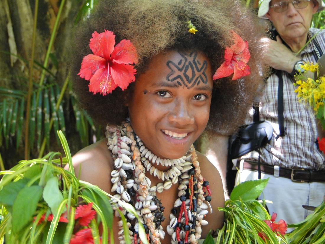 Papua New Guinea huyền ảo với Lễ hội mừng độc lập - Ảnh 2.