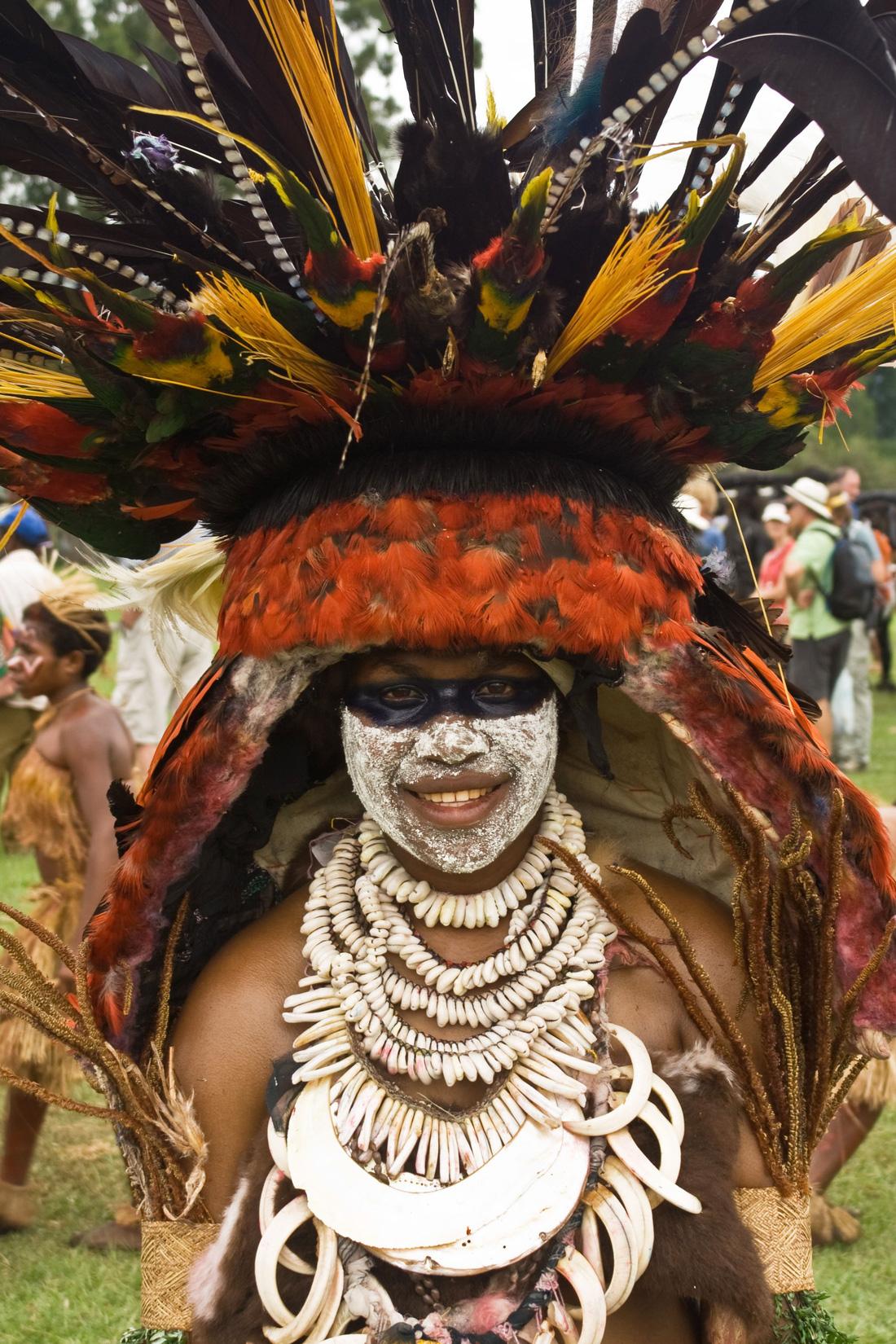 Papua New Guinea huyền ảo với Lễ hội mừng độc lập - Ảnh 3.