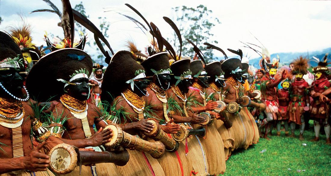 Papua New Guinea huyền ảo với Lễ hội mừng độc lập - Ảnh 1.