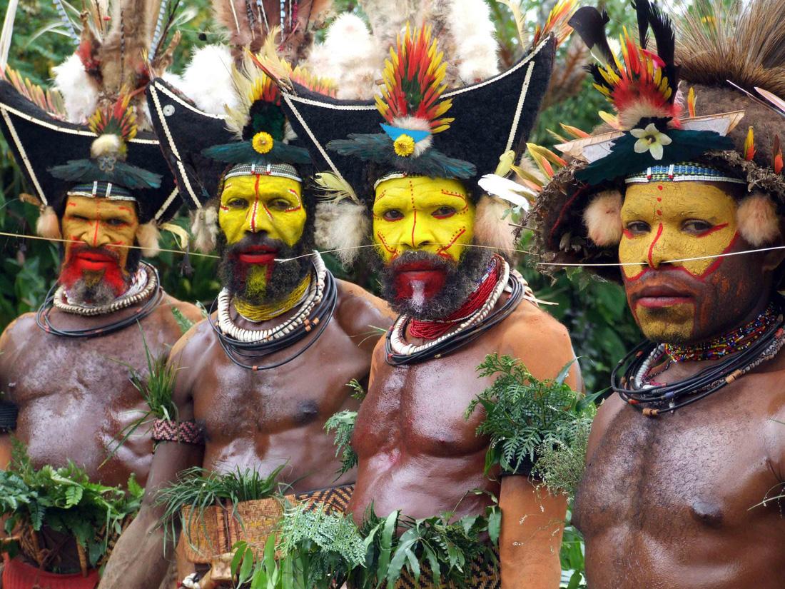 Papua New Guinea huyền ảo với Lễ hội mừng độc lập - Ảnh 7.