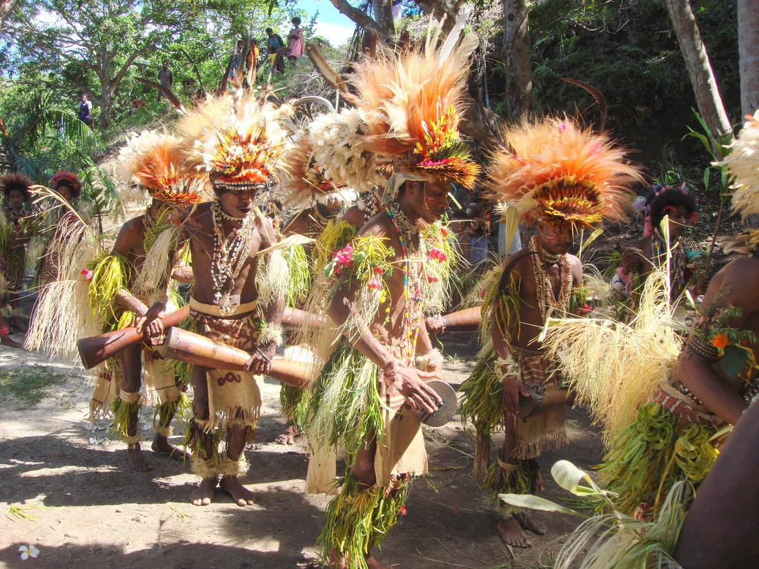 Papua New Guinea huyền ảo với Lễ hội mừng độc lập - Ảnh 8.
