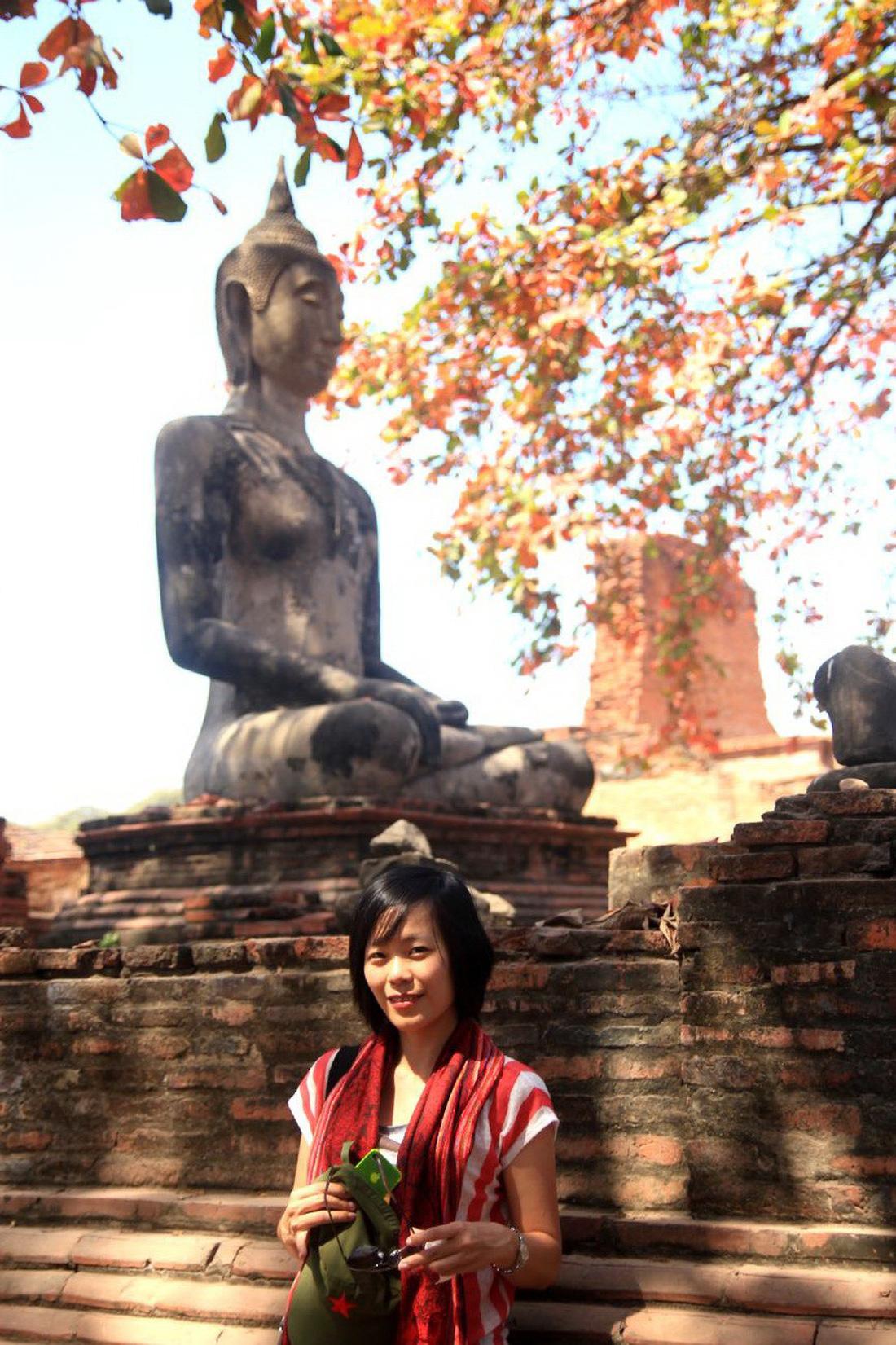 Một ngày thú vị ở cố đô Ayutthaya - Ảnh 7.