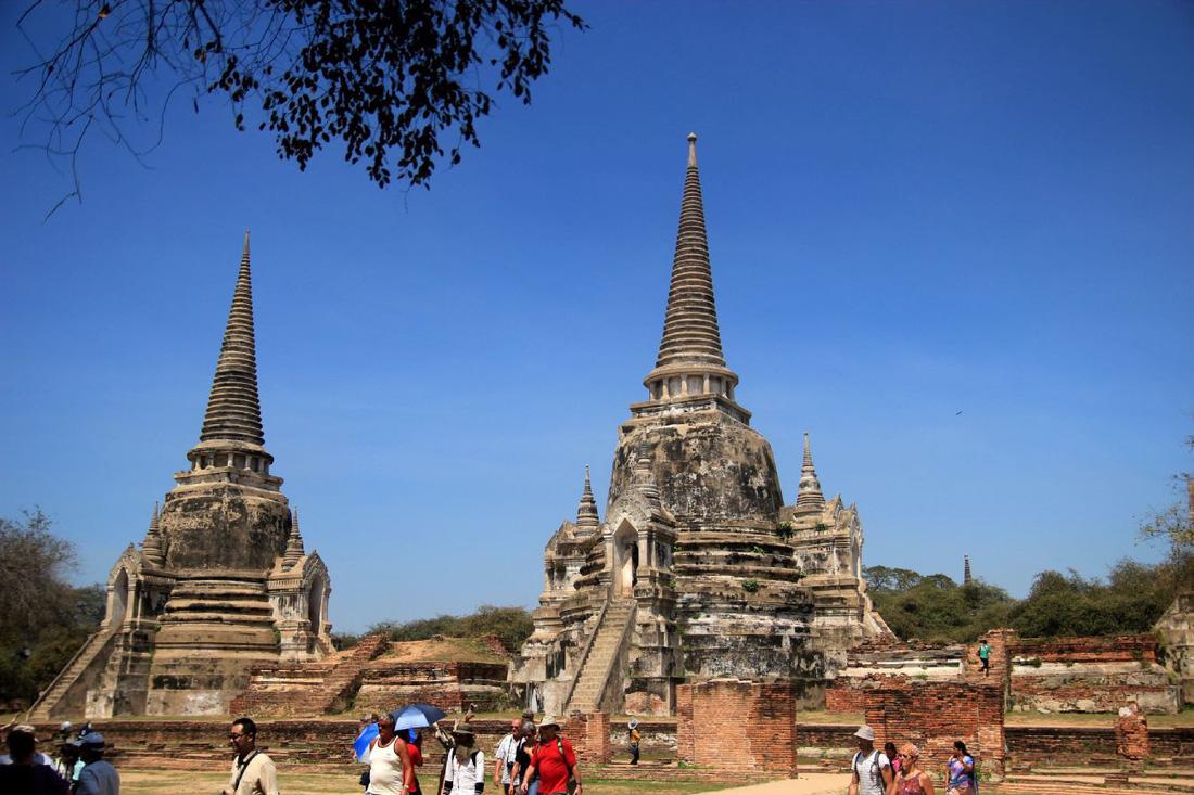 Một ngày thú vị ở cố đô Ayutthaya - Ảnh 4.