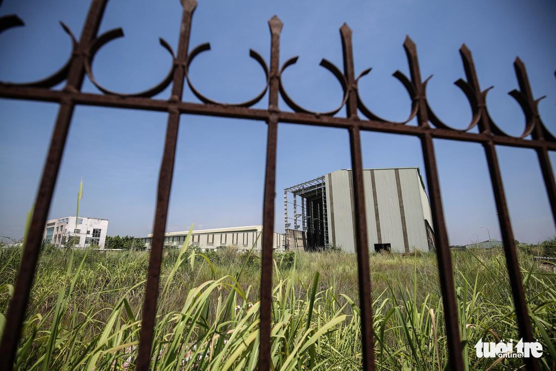 Dự án Ethanol nghìn tỉ ở Phú Thọ trở thành đống rỉ sét - Ảnh 9.