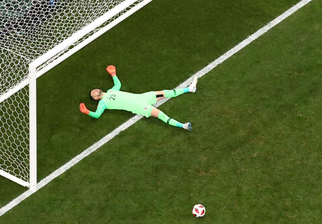 Những hình ảnh ấn tượng nhất đêm chung kết Croatia - Pháp - Ảnh 16.
