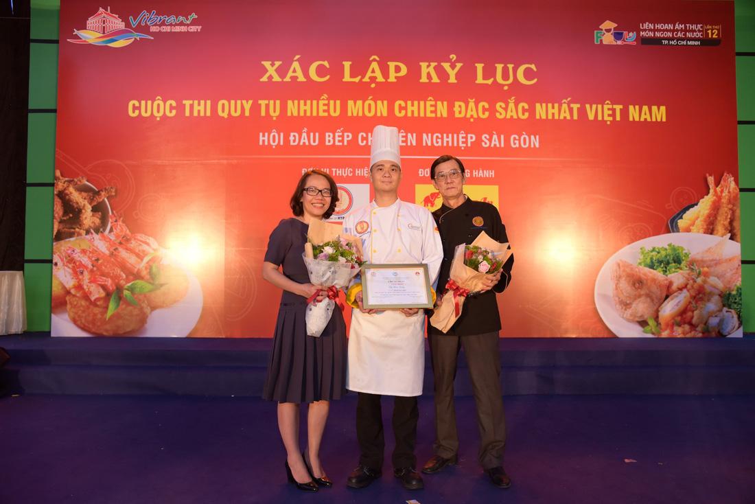 Vạn Ý Nghĩa vào top 50 món chiên ngon đặc sắc nhất Việt Nam - Ảnh 5.