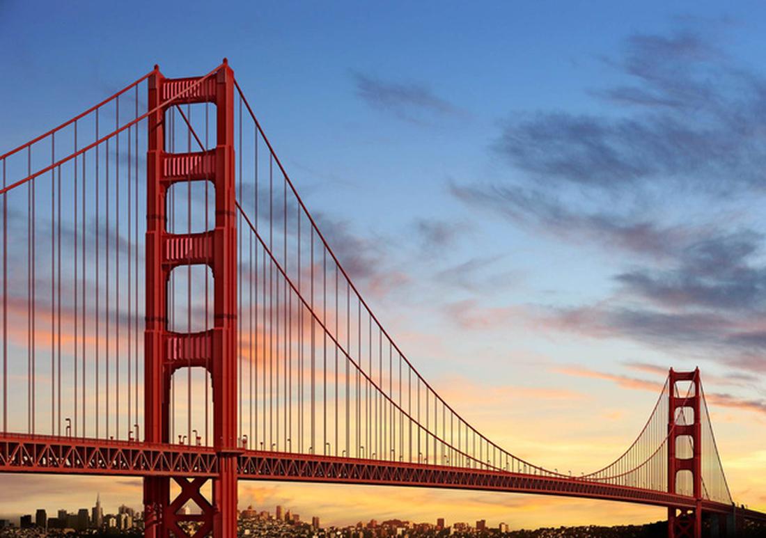 10 cây cầu nổi tiếng thế giới - Ảnh 1.