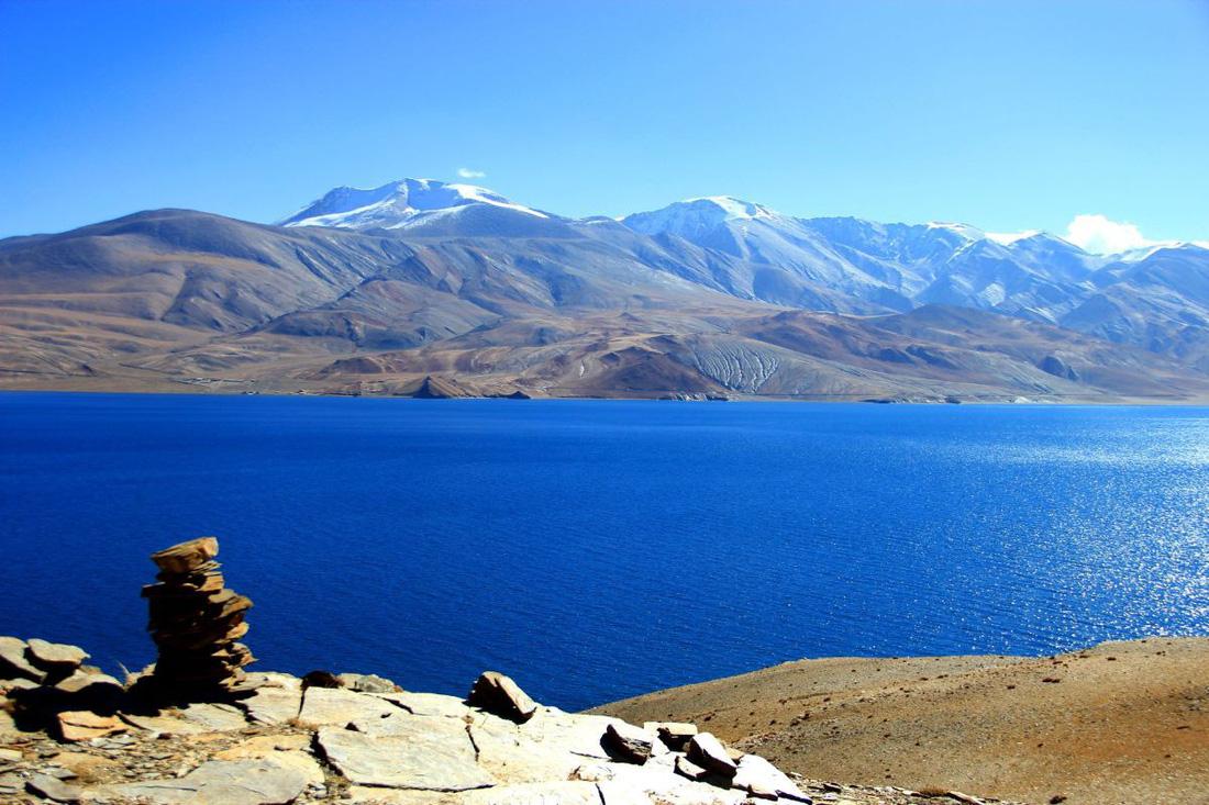 Làng du mục Korzok bình yên bên hồ Tso Moriri - Ảnh 6.