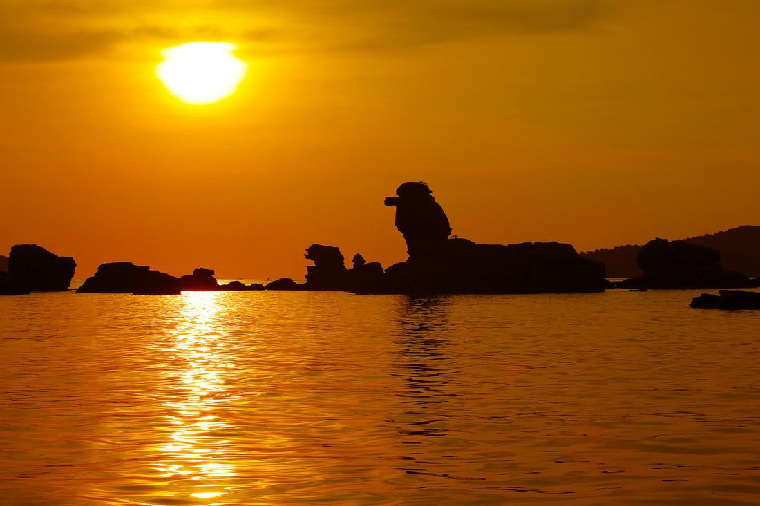 Nam Phú Quốc: Ngắm thiên đường du lịch từ trên cao - Ảnh 3.