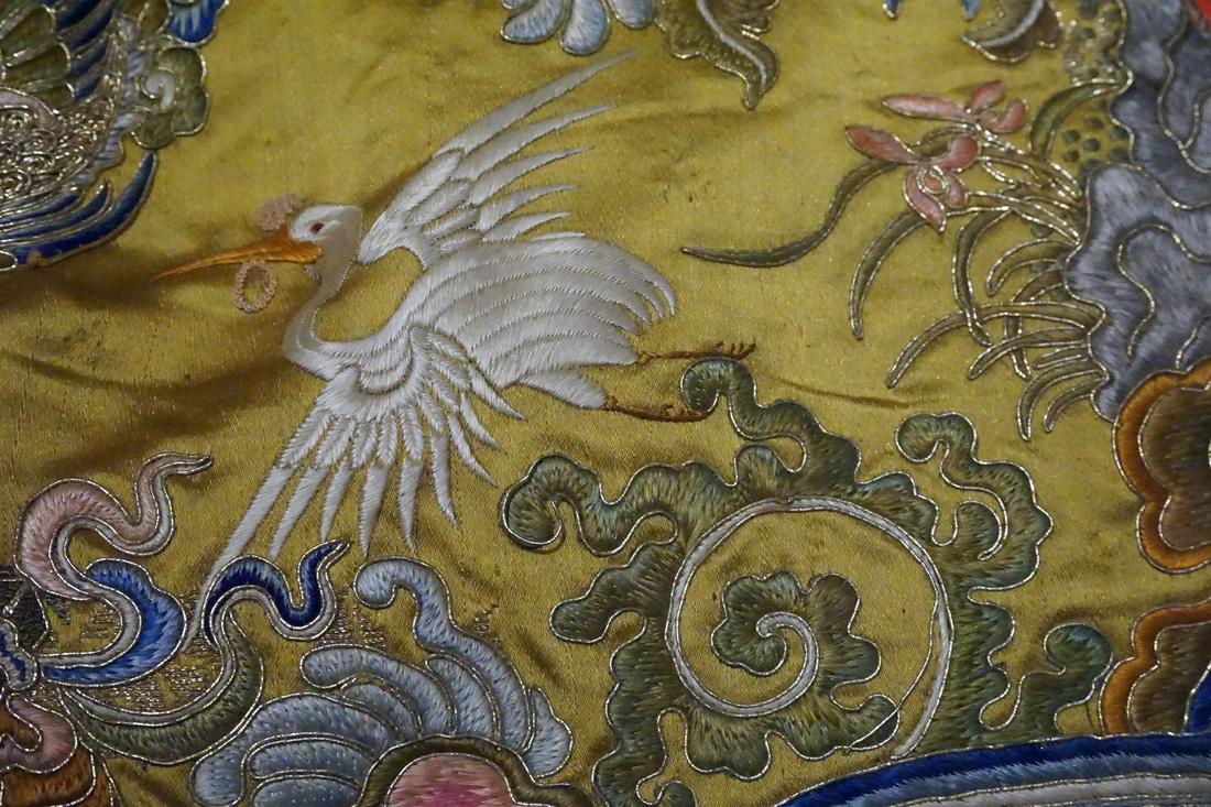 Chiếc áo của đức Từ Cung - mẹ vua Bảo Đại - từ Pháp trở về - Ảnh 3.