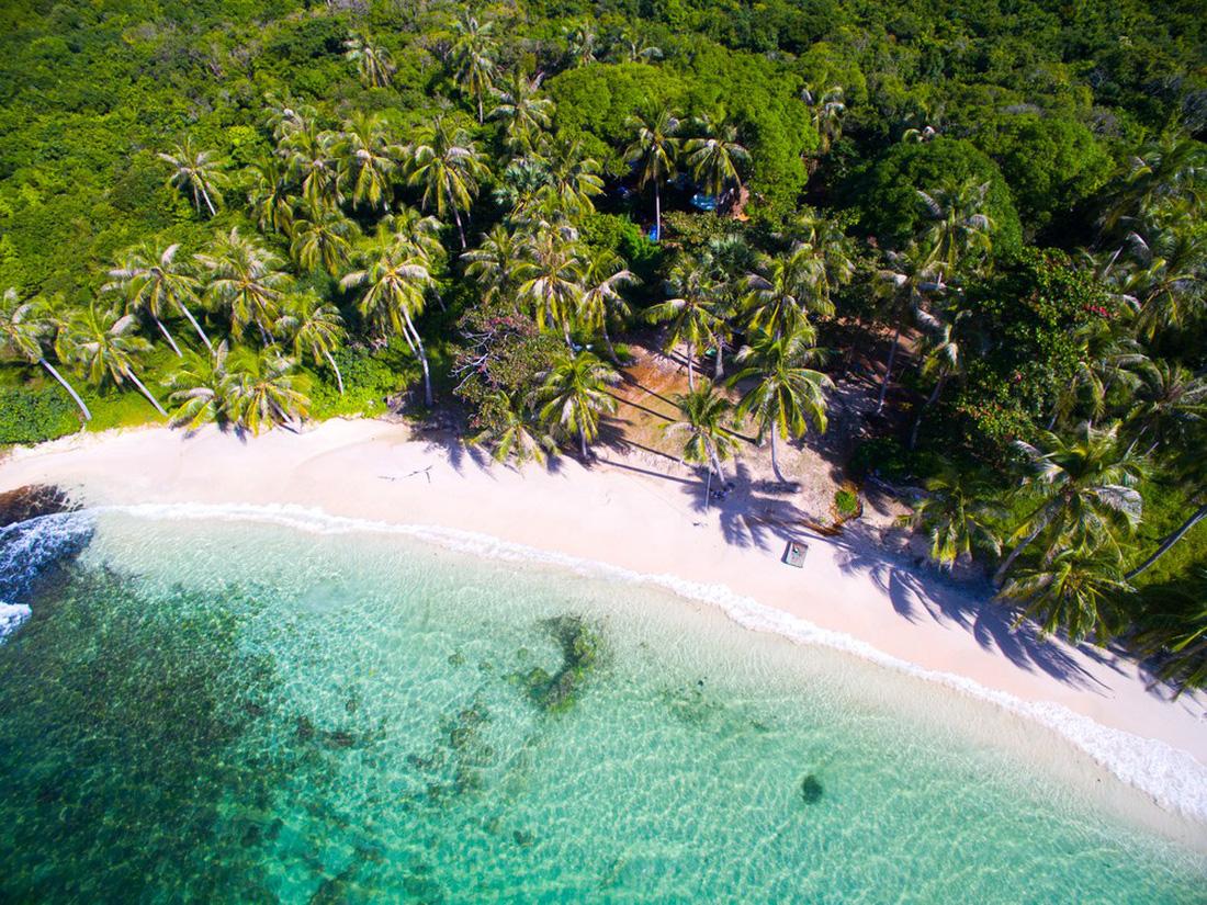 Nam Phú Quốc: Ngắm thiên đường du lịch từ trên cao - Ảnh 4.