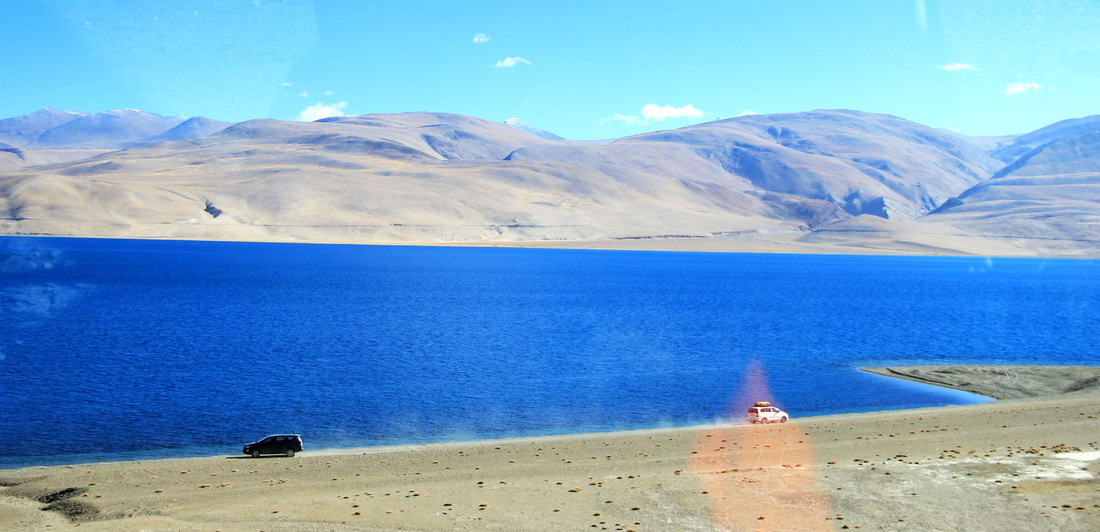 Làng du mục Korzok bình yên bên hồ Tso Moriri - Ảnh 1.