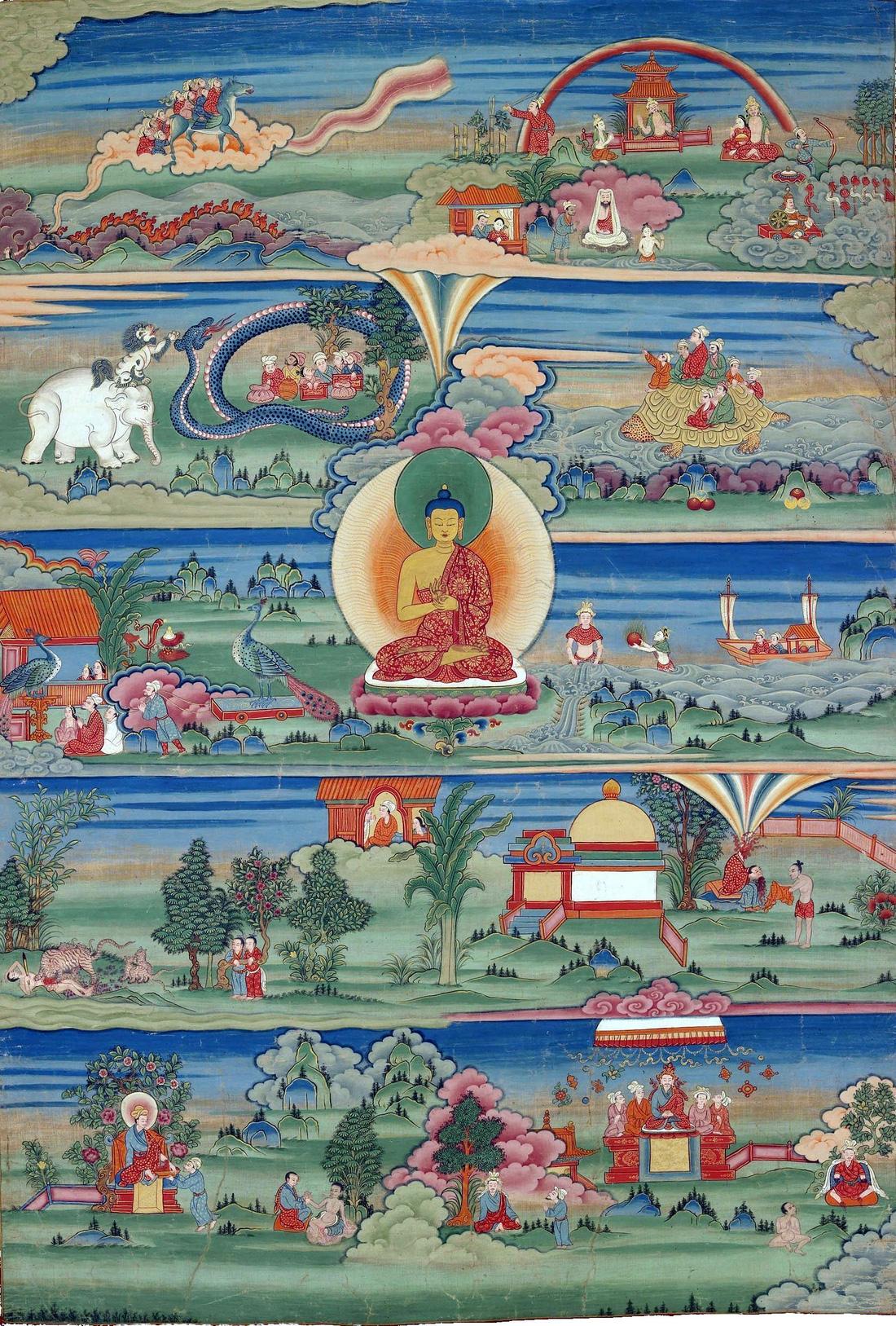 Bí ẩn vùng đất vàng Đông Nam Á trong kinh Phật - Ảnh 1.