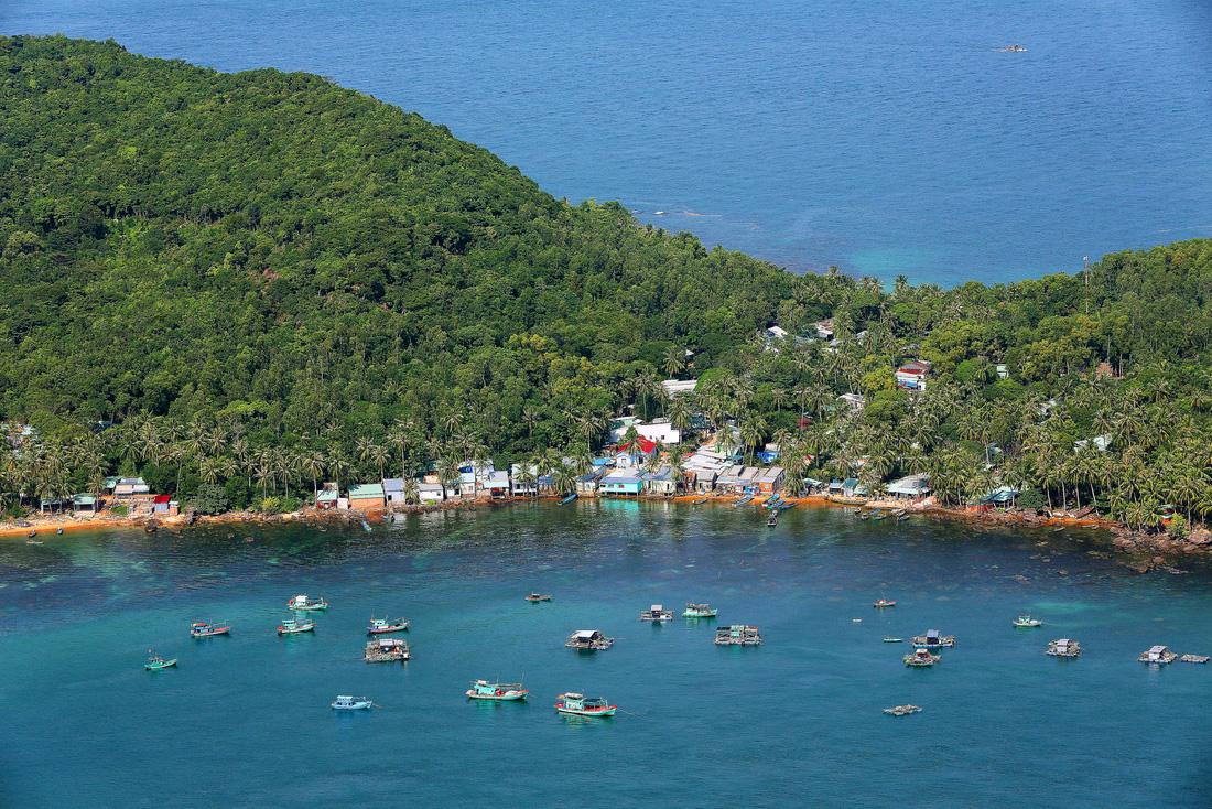 Nam Phú Quốc: Ngắm thiên đường du lịch từ trên cao - Ảnh 5.