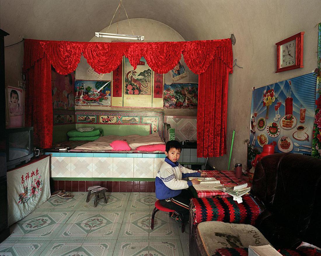 Bí ẩn làng cổ 4.000 năm dưới lòng đất ở Sanmenxia - Ảnh 4.