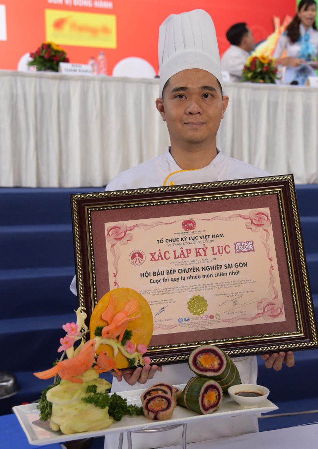 Vạn Ý Nghĩa vào top 50 món chiên ngon đặc sắc nhất Việt Nam - Ảnh 1.
