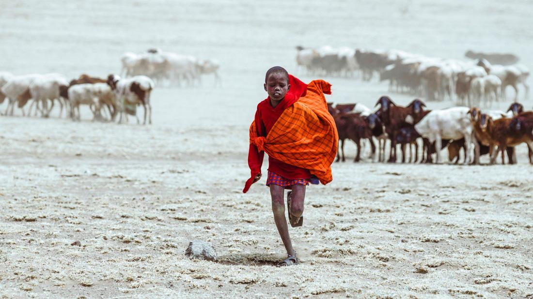 Thăm làng người Maasai - nơi đàn ông được cưới nhiều vợ - Ảnh 4.