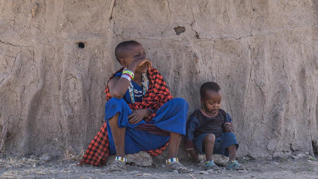 Thăm làng người Maasai - nơi đàn ông được cưới nhiều vợ - Ảnh 5.