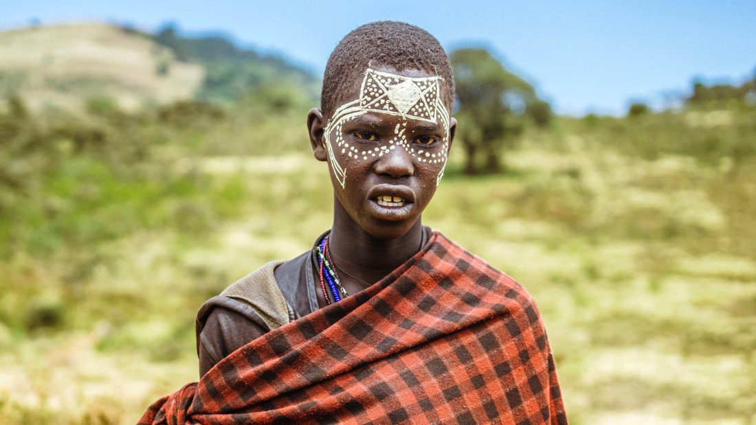 Thăm làng người Maasai - nơi đàn ông được cưới nhiều vợ - Ảnh 8.
