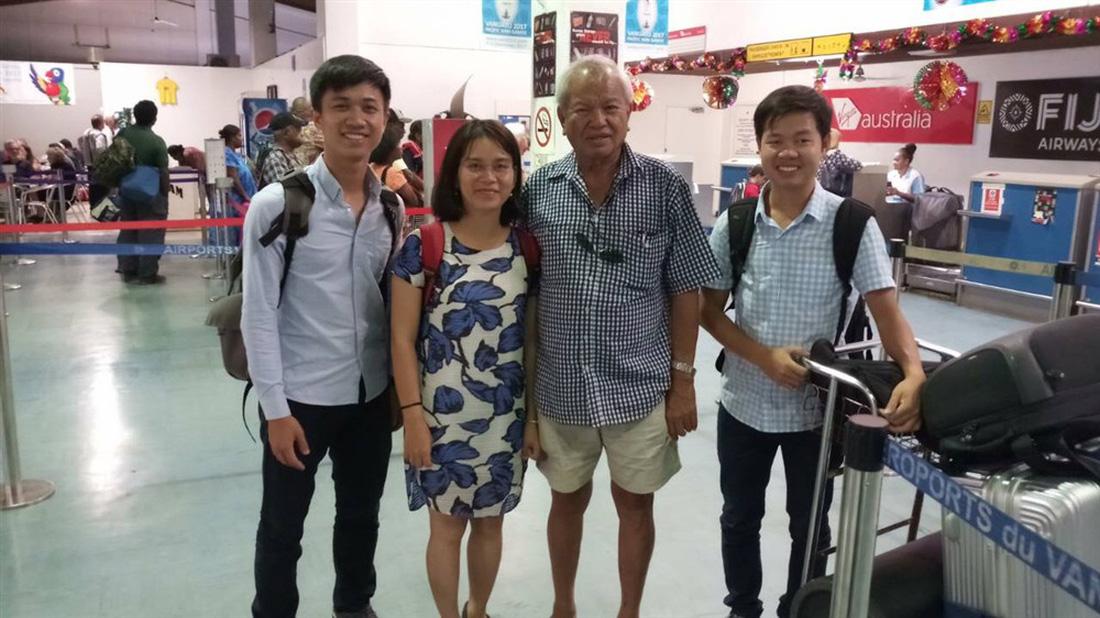 Gala Ngày trở về: Đêm mơ thấy mình nói tiếng Việt Nam - Ảnh 8.
