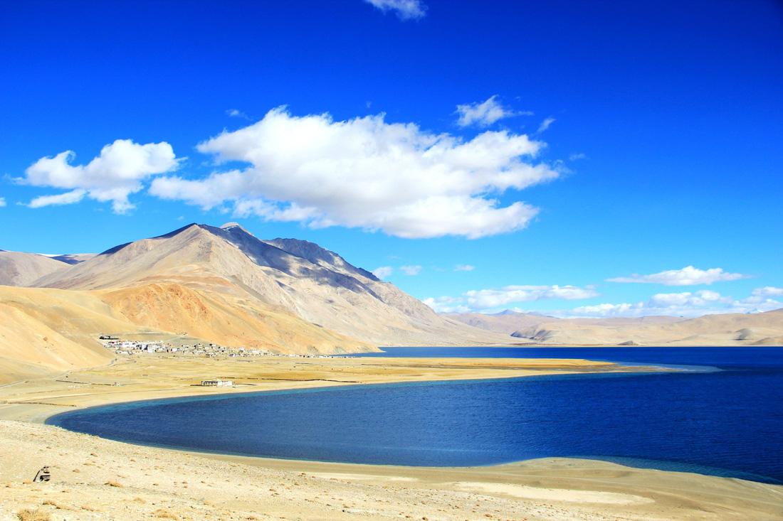 Làng du mục Korzok bình yên bên hồ Tso Moriri - Ảnh 2.
