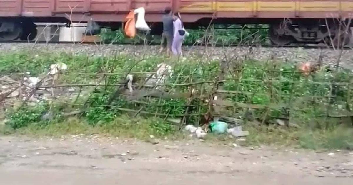 Clip người Hà Tĩnh gửi rác vào Sài Gòn gây bức xúc